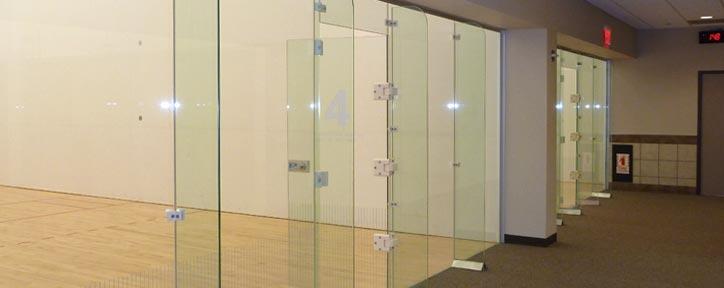 Cbra home for Build a racquetball court